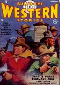 Bull's-Eye Western Stories (1935 Popular Publications) Pulp Vol. 1 #1