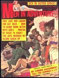 Men in Adventure (1963-1974 Jalart House/Rostam Publications) Mar 1962