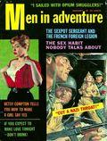 Men in Adventure (1963-1974 Jalart House/Rostam Publications) Jan 1963