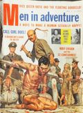 Men in Adventure (1963-1974 Jalart House/Rostam Publications) Apr 1963