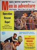 Men in Adventure (1963-1974 Jalart House/Rostam Publications) Jun 1963