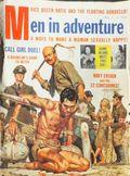 Men in Adventure (1963-1974 Jalart House/Rostam Publications) Apr 1964