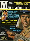 Men in Adventure (1963-1974 Jalart House/Rostam Publications) Oct 1964