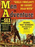 Men in Adventure (1963-1974 Jalart House/Rostam Publications) Jan 1965