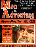 Men in Adventure (1963-1974 Jalart House/Rostam Publications) Apr 1965