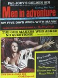 Men in Adventure (1963-1974 Jalart House/Rostam Publications) Jan 1966