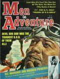 Men in Adventure (1963-1974 Jalart House/Rostam Publications) Jun 1966