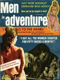 Men in Adventure (1963-1974 Jalart House/Rostam Publications) Dec 1967