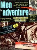 Men in Adventure (1963-1974 Jalart House/Rostam Publications) Sep 1968