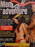 Men in Adventure (1963-1974 Jalart House/Rostam Publications) Dec 1968