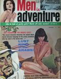 Men in Adventure (1963-1974 Jalart House/Rostam Publications) Sep 1969