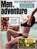 Men in Adventure (1963-1974 Jalart House/Rostam Publications) Dec 1969