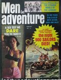 Men in Adventure (1963-1974 Jalart House/Rostam Publications) Feb 1970