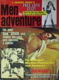 Men in Adventure (1963-1974 Jalart House/Rostam Publications) Aug 1970