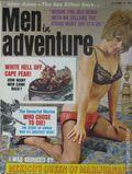 Men in Adventure (1963-1974 Jalart House/Rostam Publications) Oct 1970