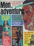 Men in Adventure (1963-1974 Jalart House/Rostam Publications) Dec 1970