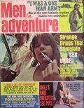 Men in Adventure (1963-1974 Jalart House/Rostam Publications) Mar 1971