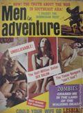 Men in Adventure (1963-1974 Jalart House/Rostam Publications) May 1971