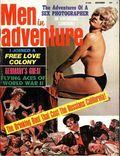 Men in Adventure (1963-1974 Jalart House/Rostam Publications) Oct 1971
