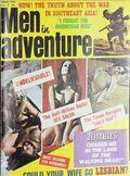 Men in Adventure (1963-1974 Jalart House/Rostam Publications) Aug 1972