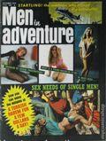 Men in Adventure (1963-1974 Jalart House/Rostam Publications) Oct 1972