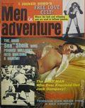 Men in Adventure (1963-1974 Jalart House/Rostam Publications) Dec 1972