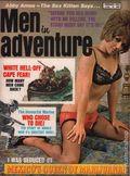 Men in Adventure (1963-1974 Jalart House/Rostam Publications) Feb 1973