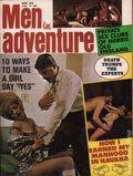 Men in Adventure (1963-1974 Jalart House/Rostam Publications) Apr 1973