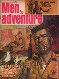 Men in Adventure (1963-1974 Jalart House/Rostam Publications) Aug 1973