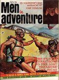 Men in Adventure (1963-1974 Jalart House/Rostam Publications) Oct 1973