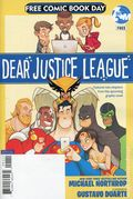 Dear Justice League (2019 DC) FCBD 1