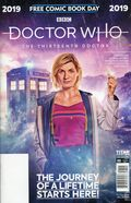 Doctor Who the Thirteenth Doctor (2019 Titan) FCBD 2019