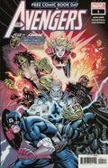 Avengers/Savage Avengers (2019 Marvel) FCBD 1