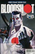 Bloodshot Special (2019 Valiant) FCBD 1