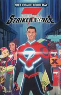 Striker Force 7 (2019 Graphic India) FCBD 1