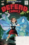 Defend Comics (2014 CBLDF) FCBD 2019