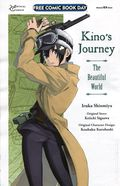 Kino's Journey The Beautiful World (2019 Vertical) FCBD 1