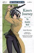 Kino's Journey The Beautiful World (2019 Vertical) FCBD 1
