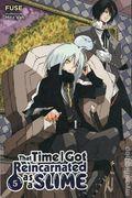That Time I Got Reincarnated as a Slime SC (2017- A Yen On Light Novel) 5-1ST