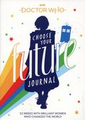 Doctor Who Choose Your Future Journal SC (2019 BBC) 1-1ST