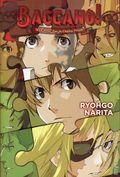Baccano! HC (2016-2019 A Yen On Light Novel) 10-1ST