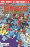 True Believers Avengers Gatherers Saga (2019) 1