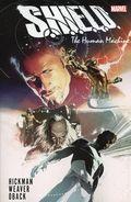 SHIELD The Human Machine TPB (2019 Marvel) 1-1ST