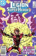Legion of Super-Heroes (1980 2nd Series) Canadian Price Variant 340