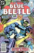 Blue Beetle (1986 DC 1st Series) Canadian Price Variant 4