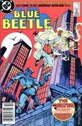 Blue Beetle (1986 DC 1st Series) Canadian Price Variant 5