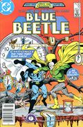 Blue Beetle (1986 DC 1st Series) Canadian Price Variant 10