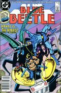 Blue Beetle (1986 DC 1st Series) Canadian Price Variant 11