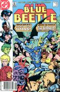 Blue Beetle (1986 DC 1st Series) Canadian Price Variant 12