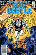 Blue Beetle (1986 DC 1st Series) Canadian Price Variant 13